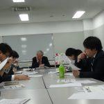 神洋明弁護士(元法制審議会委員)による刑事訴訟法改正講座の写真
